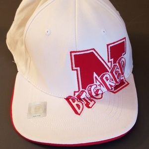 Other - Nebraska Huskers fitted hat nwt